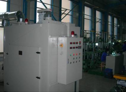 二段硫化箱